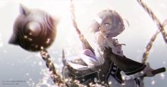 Konachan.com - 226848 hiyasemi_enos rem_(re-zero) re-zero_kara_hajimeru_isekai_seikatsu